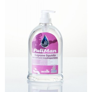 SAPONE PULIMAN ECOLABEL ML.500